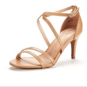 Dream Pairs Heeled Sandals